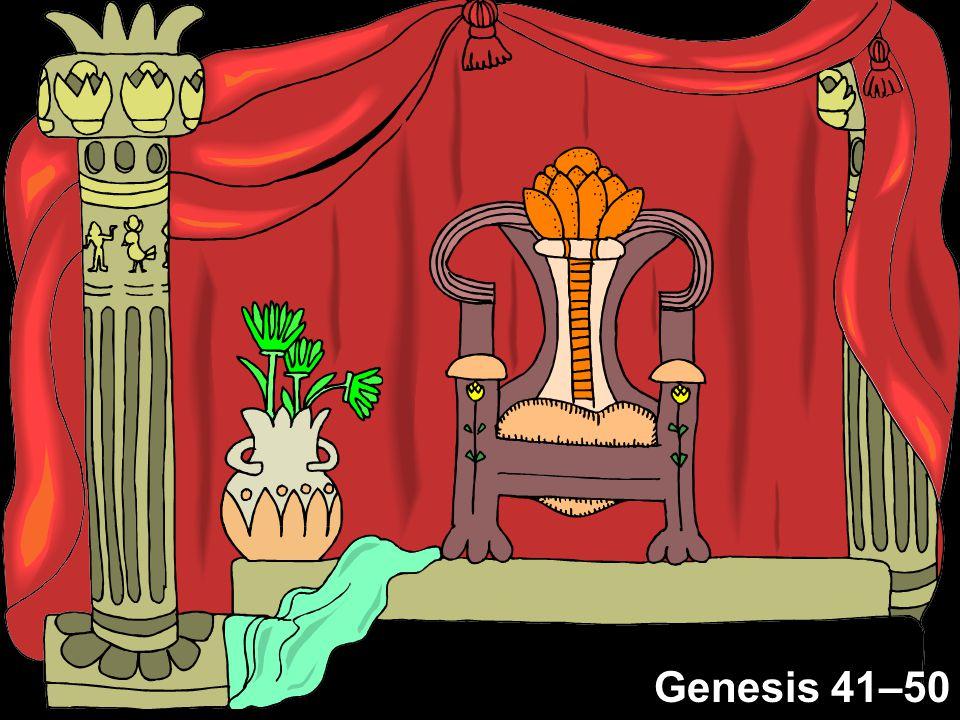 Genesis 41–50