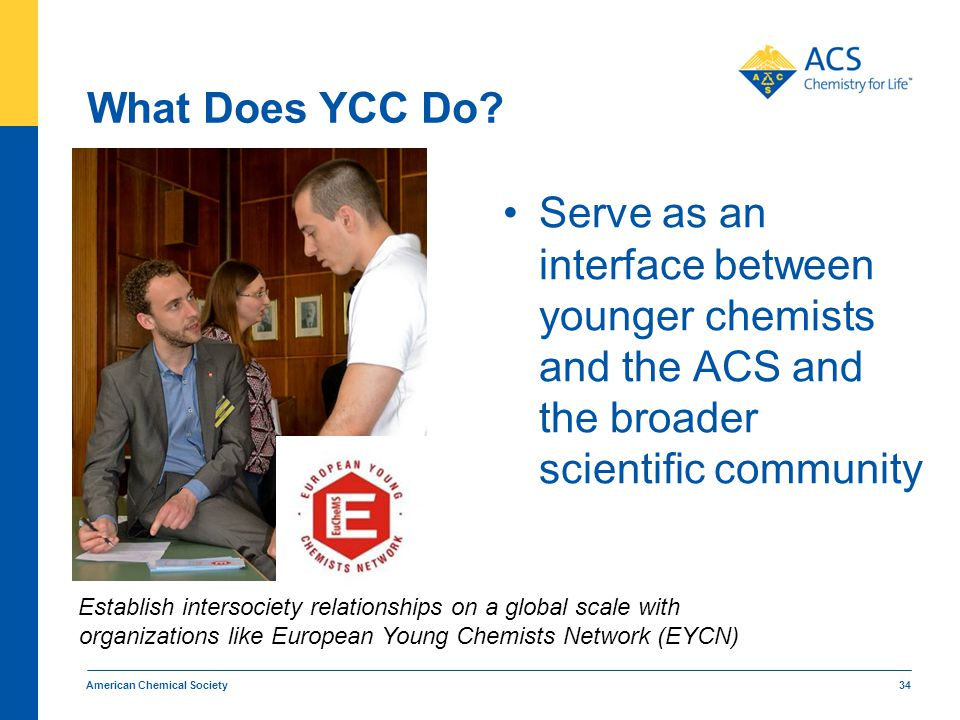 What Does YCC Do.