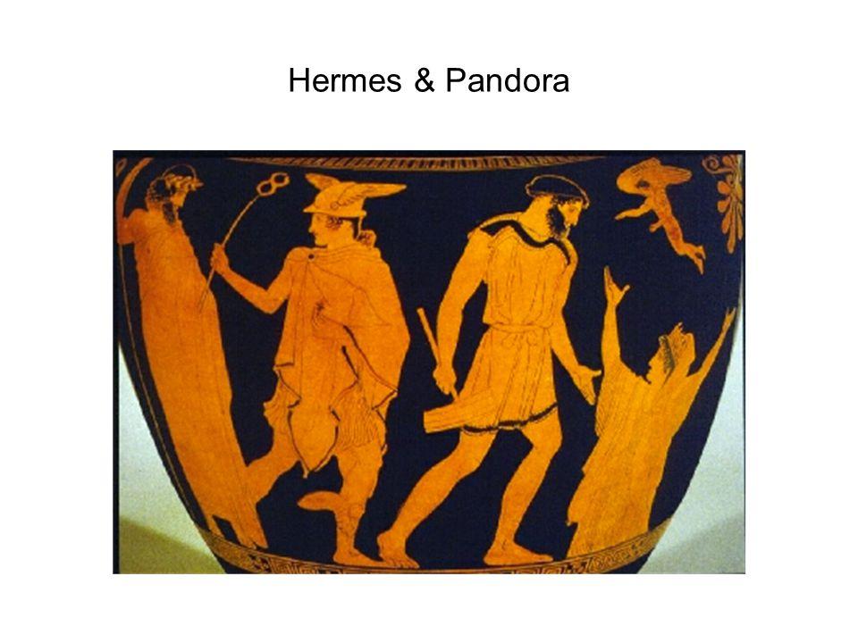 Hermes & Pandora