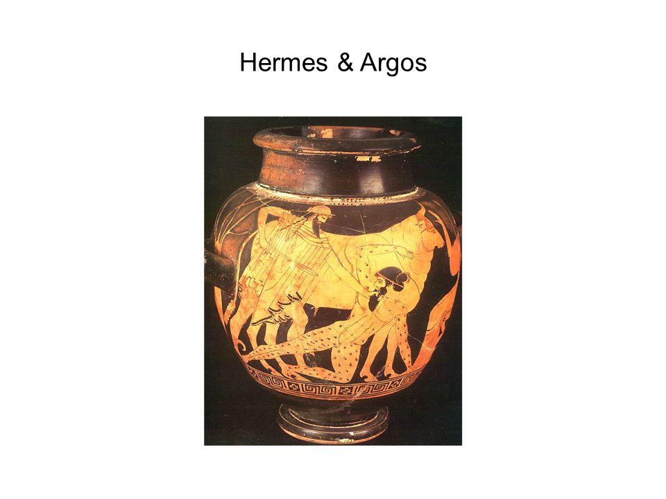 Hermes & Argos