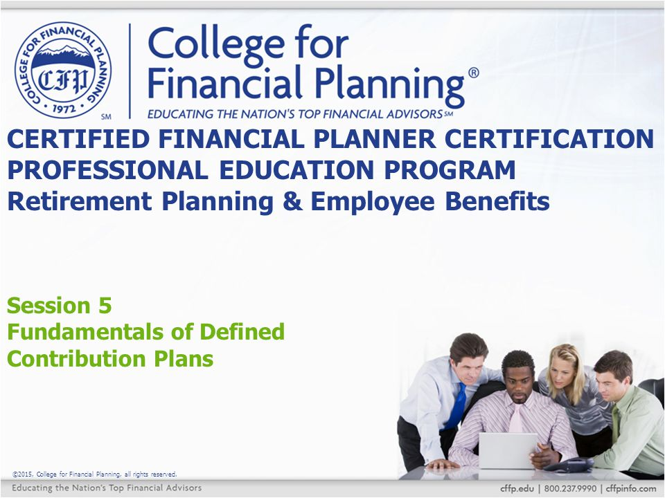 Question 3 Which of the following plans are subject to a 25% limit on deductible employer contributions.