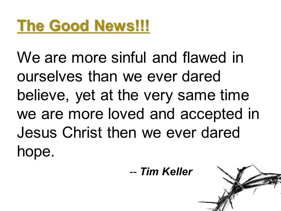 The Good News!!.