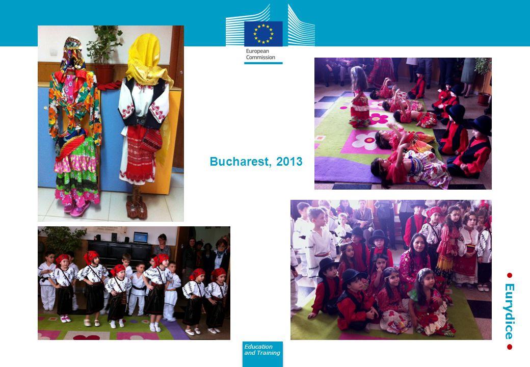 Education and Training Eurydice Bucharest, 2013
