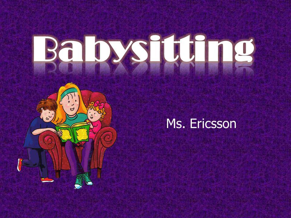 Ms. Ericsson