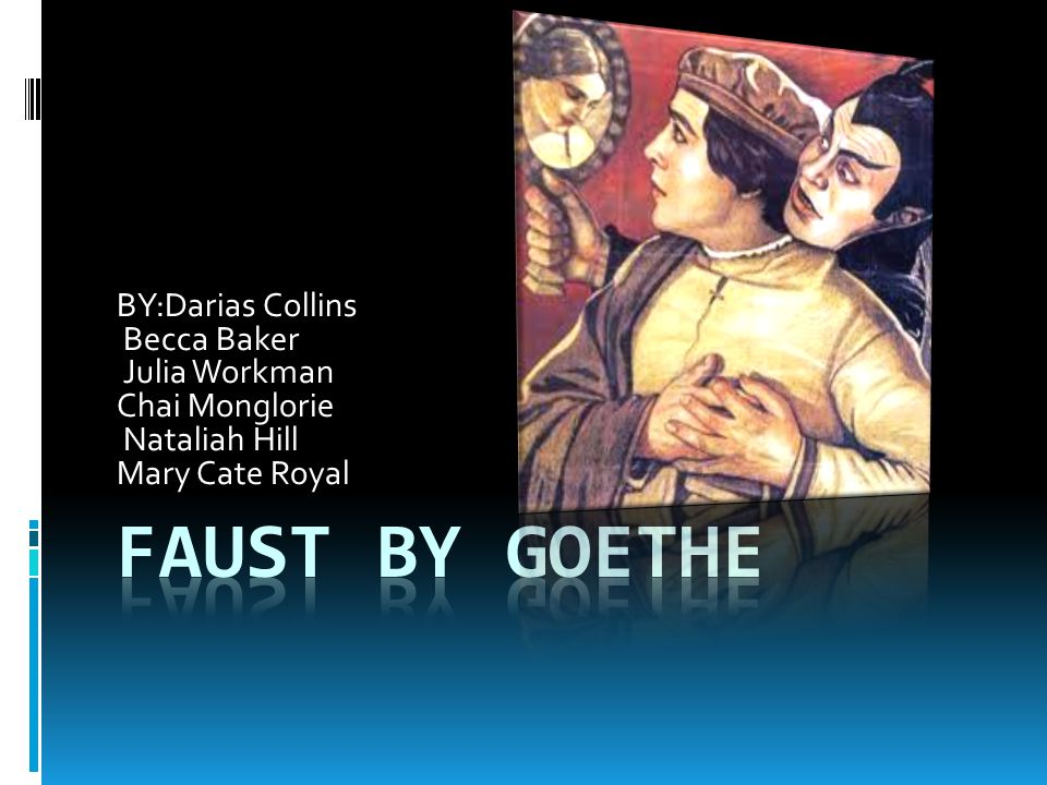 Relationships in Faust Times  Many men married younger girls in Faust times  It was common for many reasons: -Socially acceptable - Parents encouraged it - Financially well off
