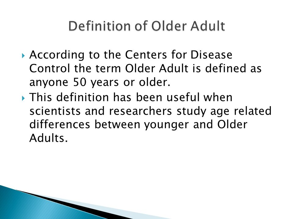  Older Adults are having SEX .