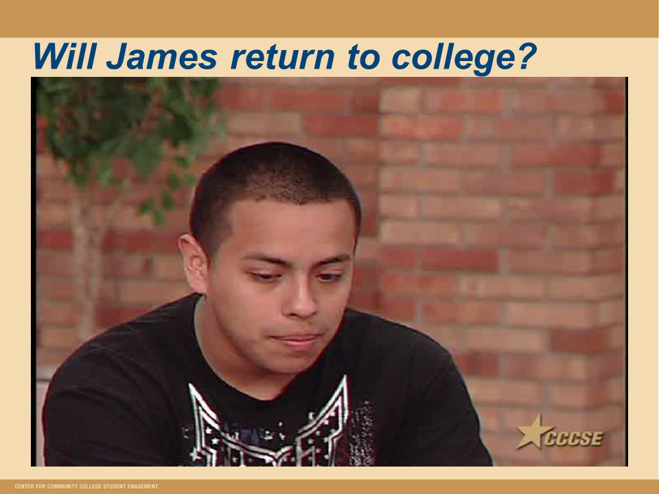 Will James return to college?
