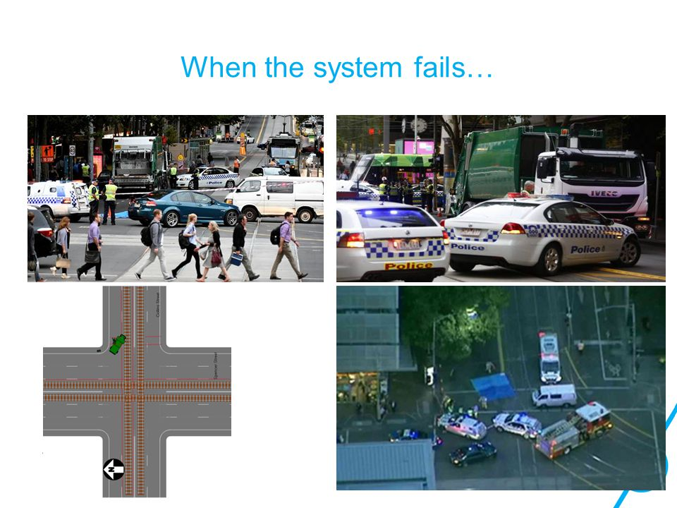 When the system fails…