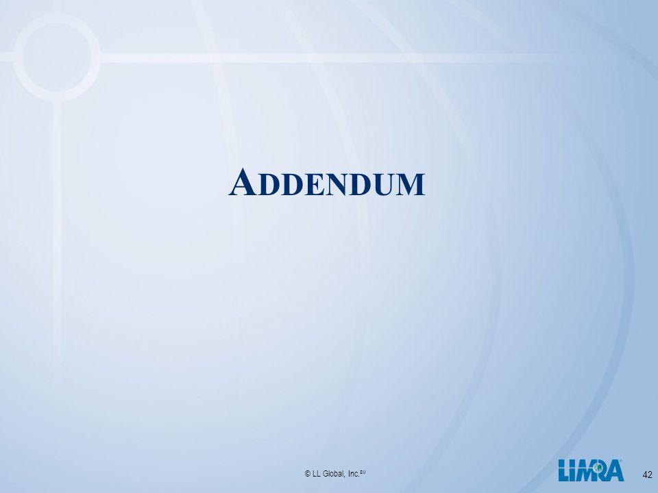 A DDENDUM 42