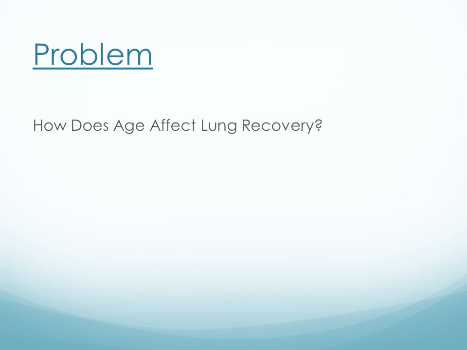 Research Total Lung Capacity: maximum volume to which the lungs can be expanded with the greatest possible effort How age affects lung recovery and found that a person's total lung capacity (TLC) increases until puberty where it reaches its height.