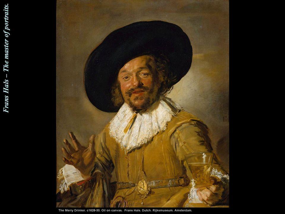 Honthorst – The Merry Fiddler