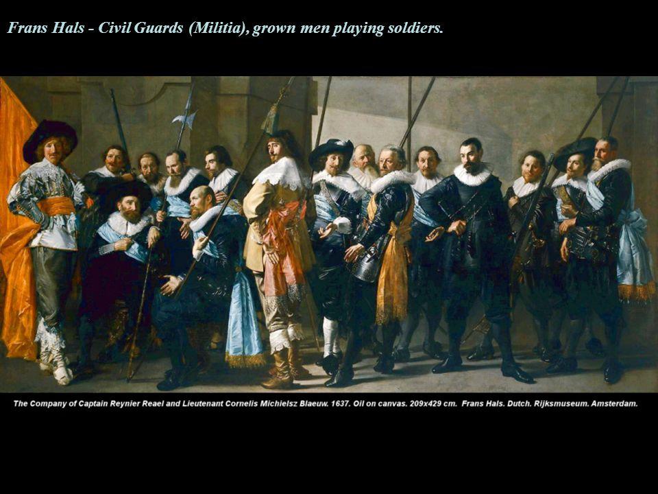 Frans Hals – The master of portraits.