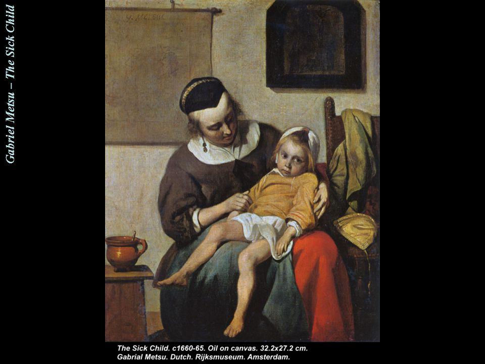 Pieter Hooch – The Pantry