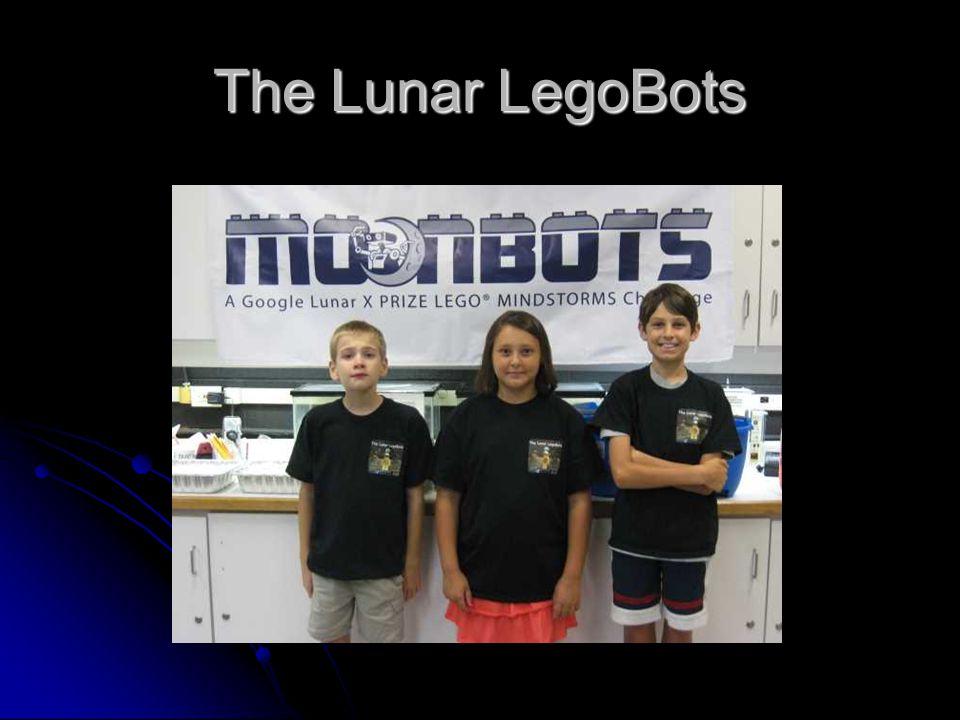 The Lunar LegoBots