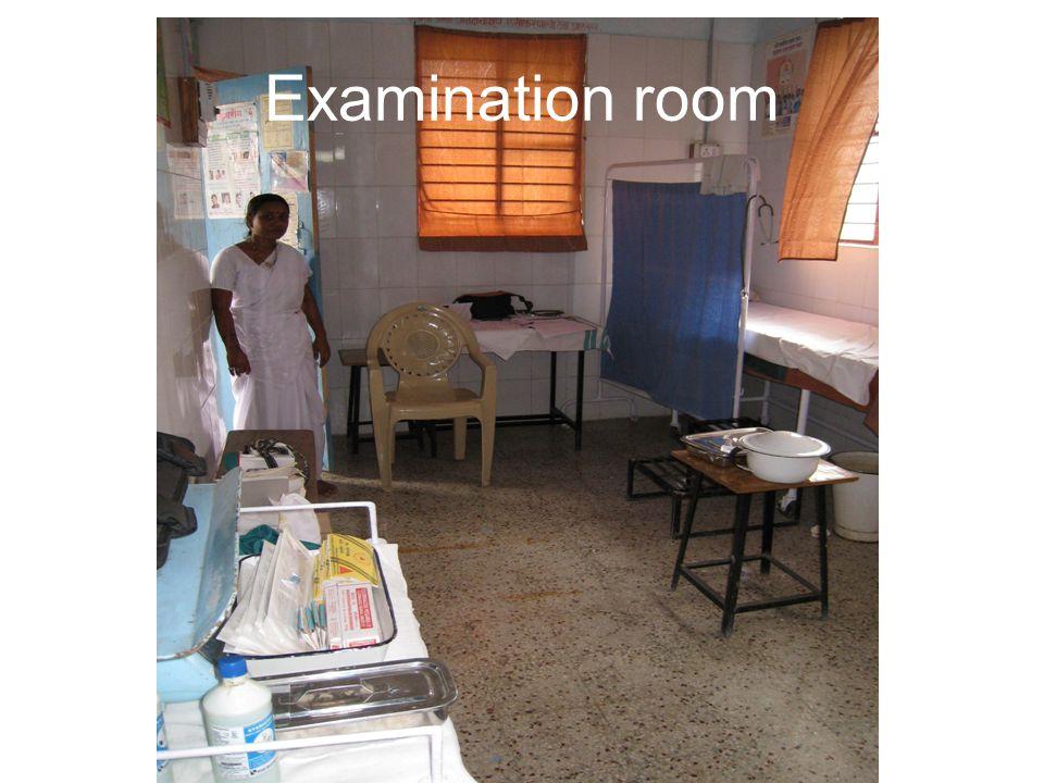 Examination room