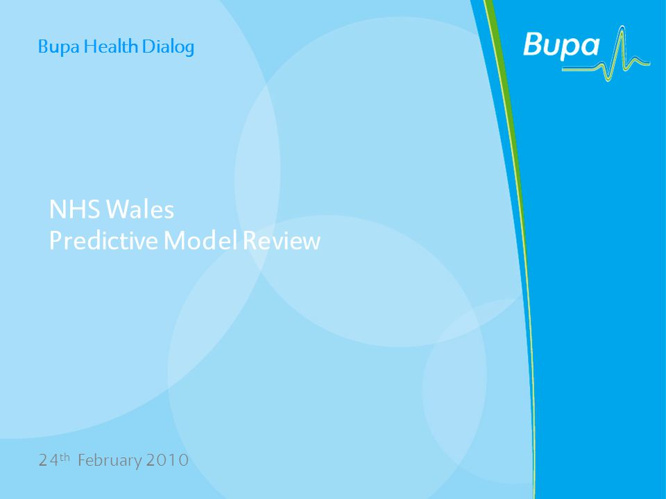 Bupa Health Dialog Variables in the Model - Drug Selected from ~1300 variables tested Included Codes Variable Category Variable Name DescriptionBeta Co- efficient RangeLook back Read 2ICD-10Variable Categor y Variable Name DrugGP_Antid epressan t_rx Other Antidepressant Drugs 0.182824 months Persons with mild to moderate depression and anxiety disorders are significantly higher users of health services, both for specific mental health issues and for issues related to physical health.