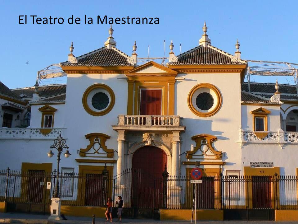 El Teatro de la Maestranza