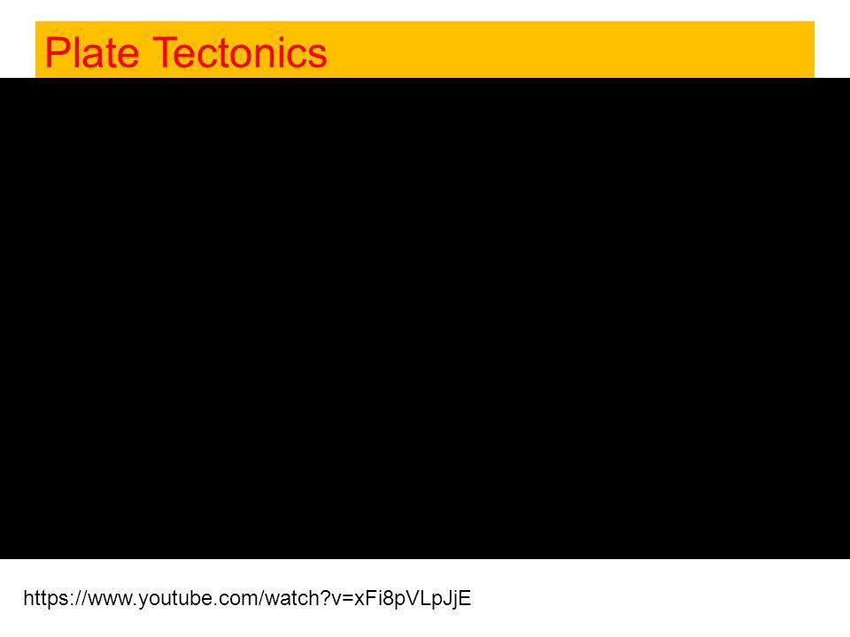 https://www.youtube.com/watch v=xFi8pVLpJjE Plate Tectonics