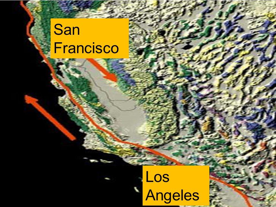 Los Angeles San Francisco