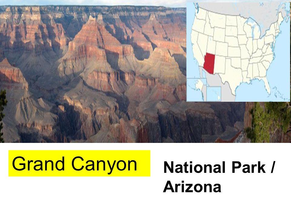 National Park / Arizona Grand Canyon
