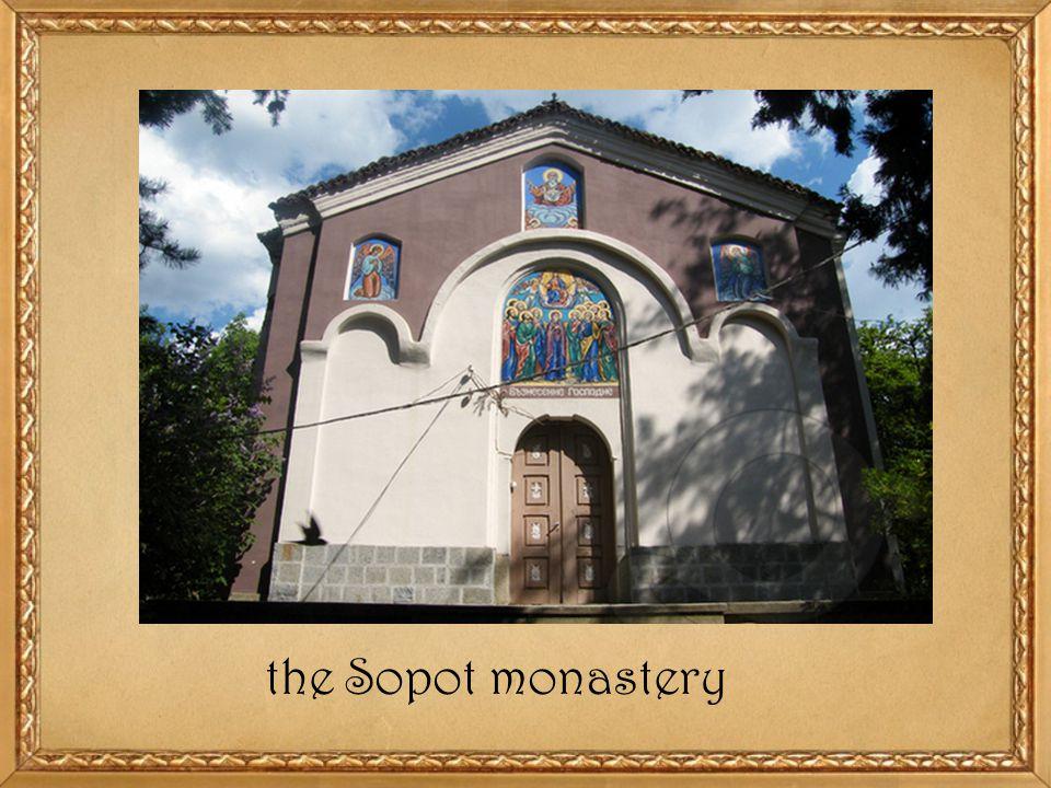 the Sopot monastery