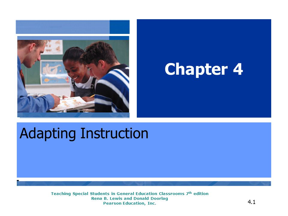 Teaching Special Students in General Education Classrooms 7 th edition Rena B.