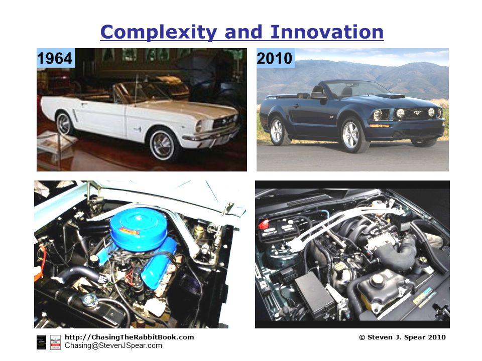 http://ChasingTheRabbitBook.com Chasing@StevenJSpear.com © Steven J. Spear 2010 The High Velocity Edge Innovation, Excellence and Achieving Breakthrou