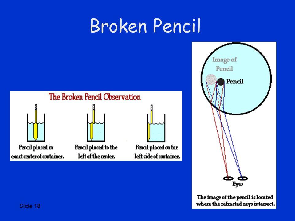 Slide 18 Broken Pencil