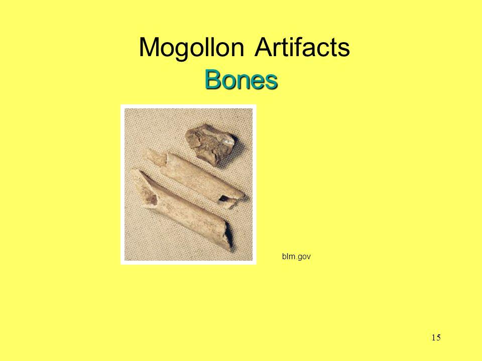 Bones Mogollon Artifacts Bones blm.gov 15