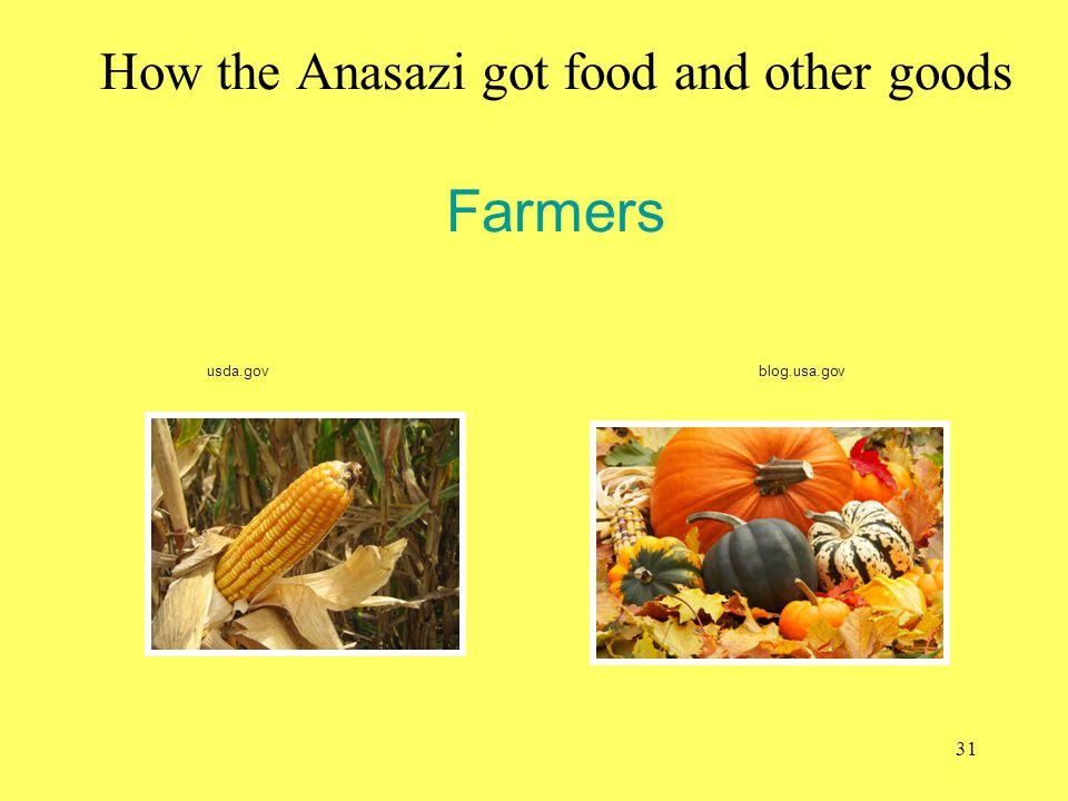How the Anasazi got food and other goods Farmers usda.govblog.usa.gov 31