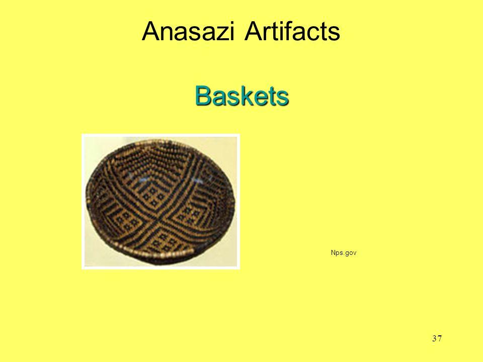 Baskets Anasazi Artifacts Baskets Nps.gov 37