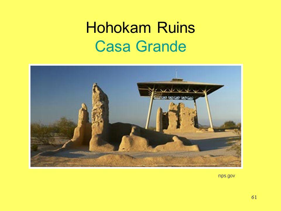 Hohokam Ruins Casa Grande nps.gov 61