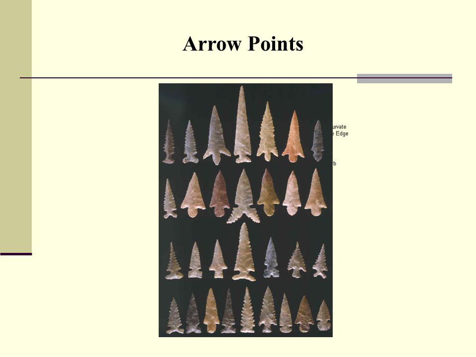 Arrow Points
