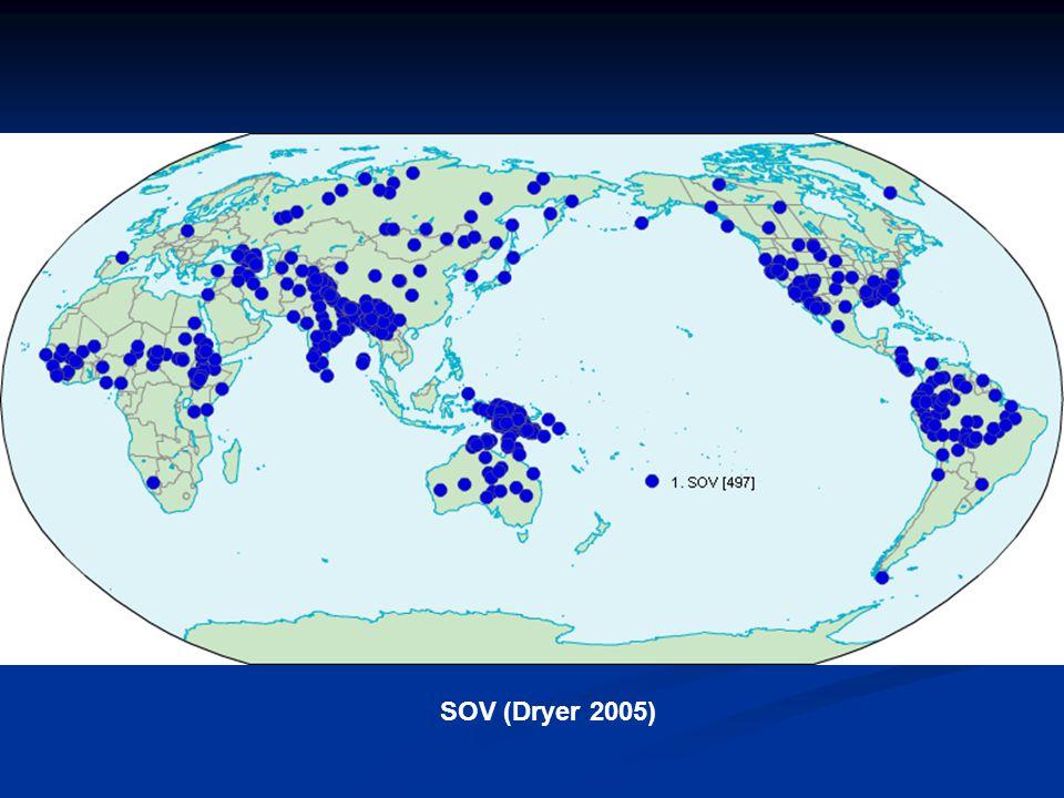 SOV (Dryer 2005)