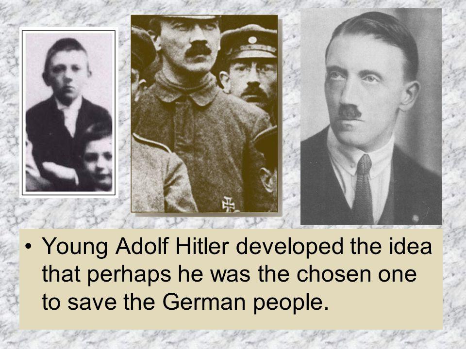 Hitler's Quests