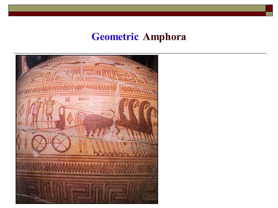 Geometric Amphora