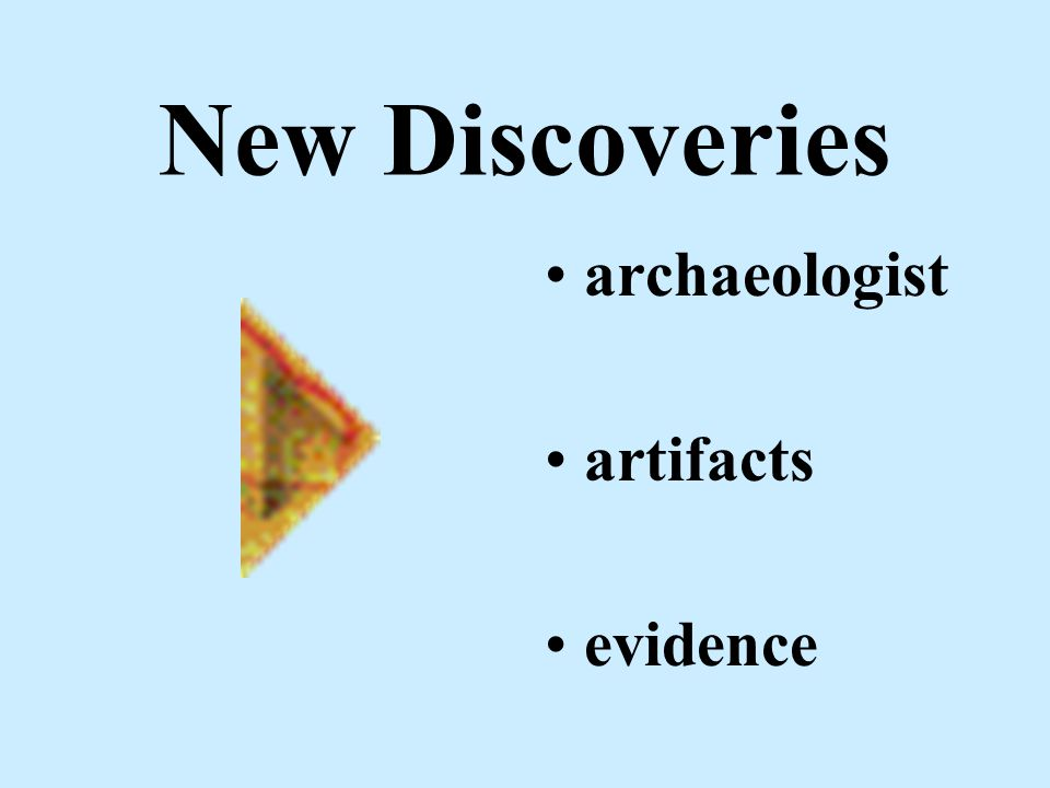 New Discoveries theory culture