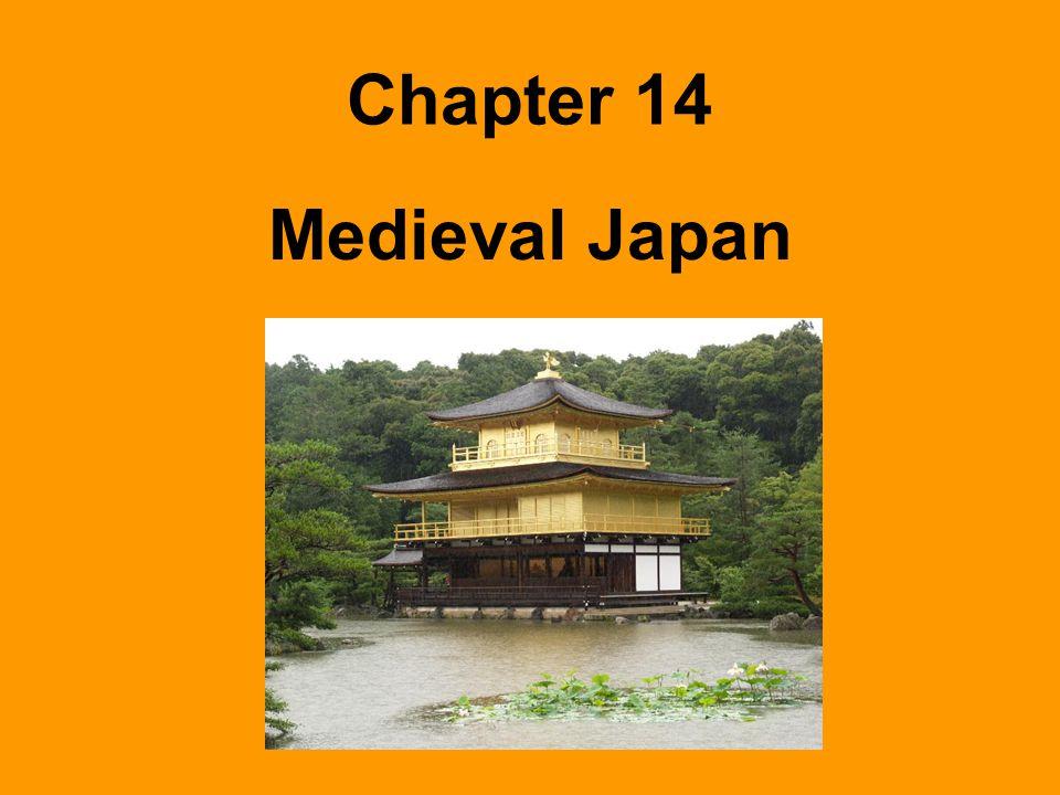 Chapter 14 Medieval Japan