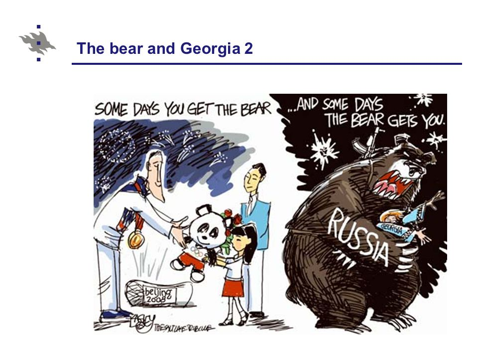 The bear and Georgia 2