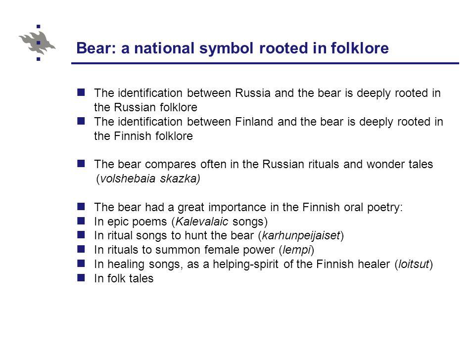 The female bear cub (bride)