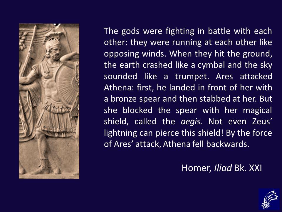 Homer, Iliad Bk.