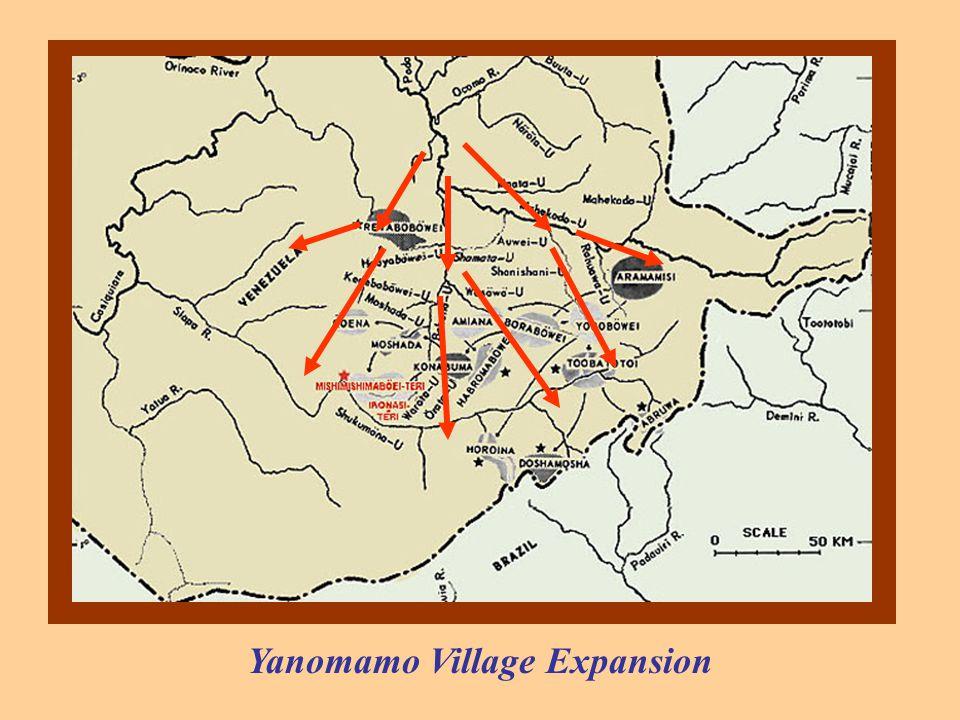 Yanomamo Village Expansion