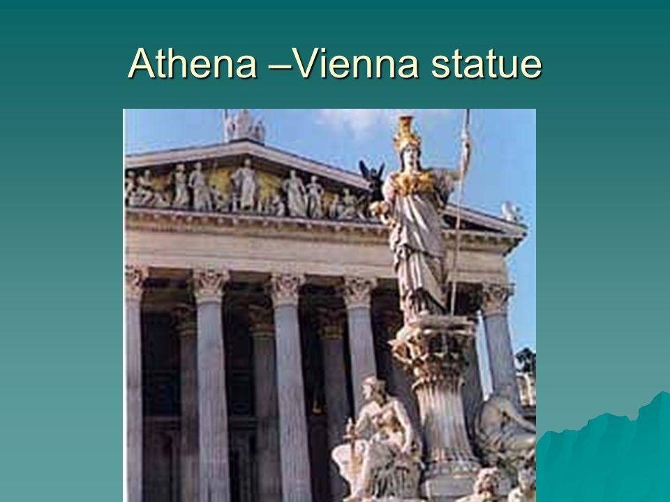 Athena –Vienna statue