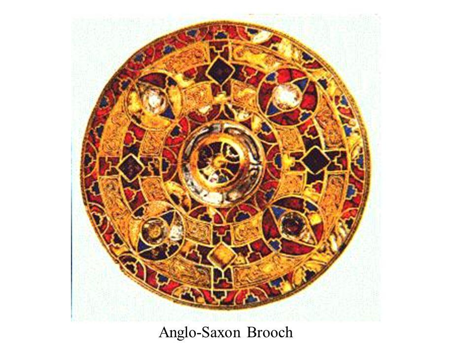 Anglo-Saxon Brooch