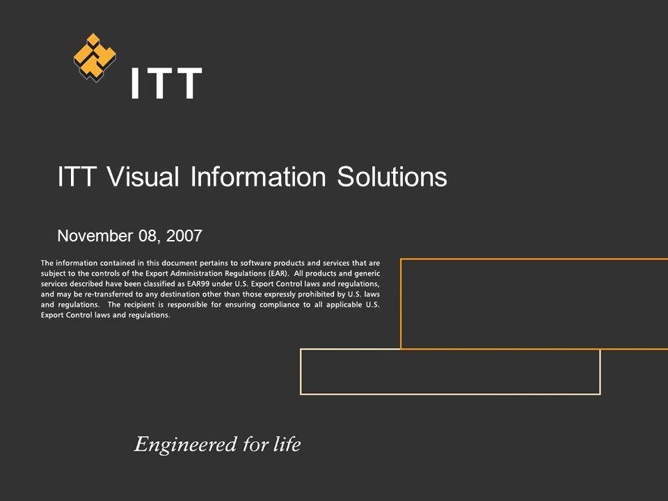 www.ittvis.com MCTK (continued)