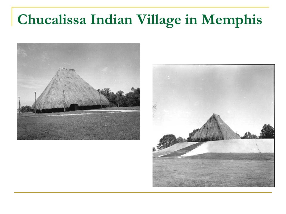 Chucalissa Indian Village in Memphis