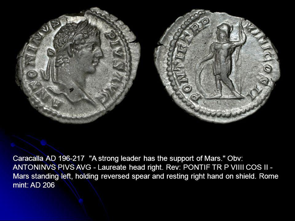 Caracalla AD 196-217
