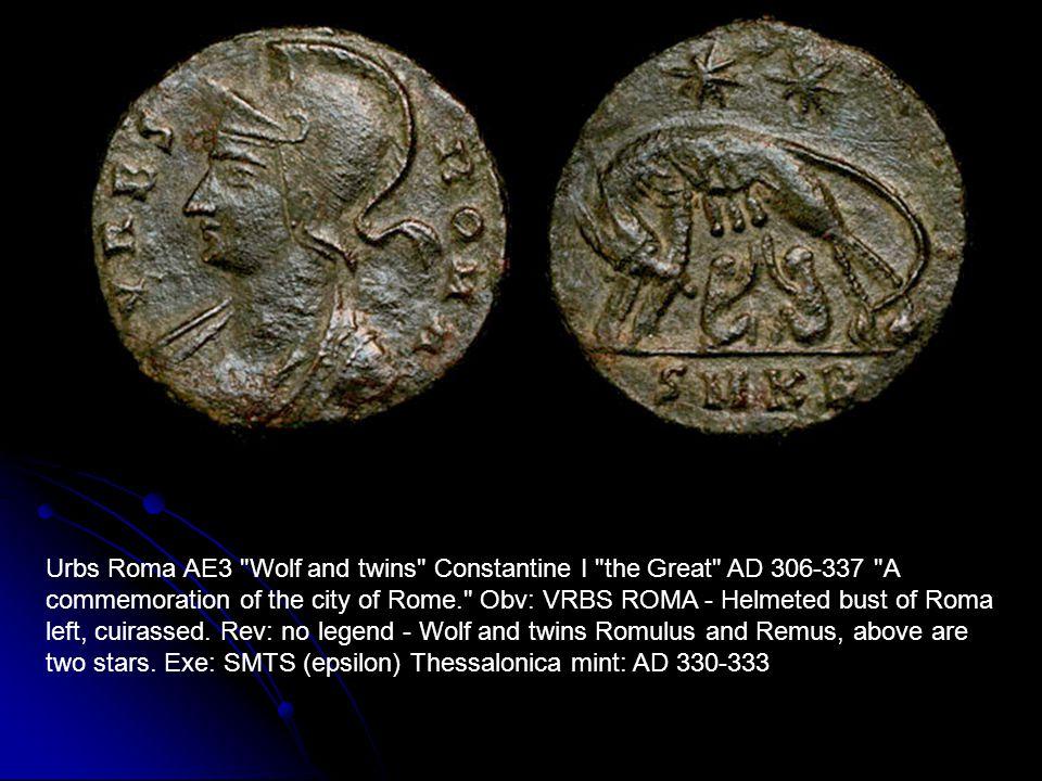 Urbs Roma AE3
