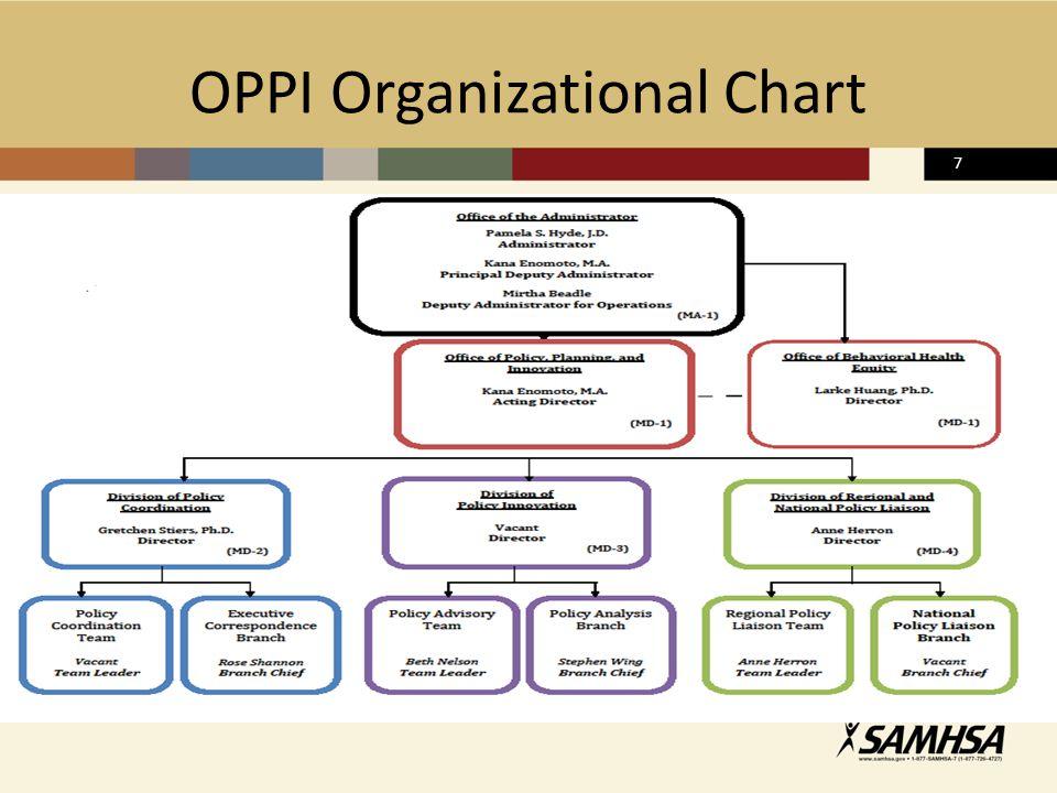 OPPI Organizational Chart 7