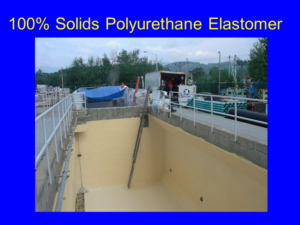 100% Solids Polyurethane Elastomer